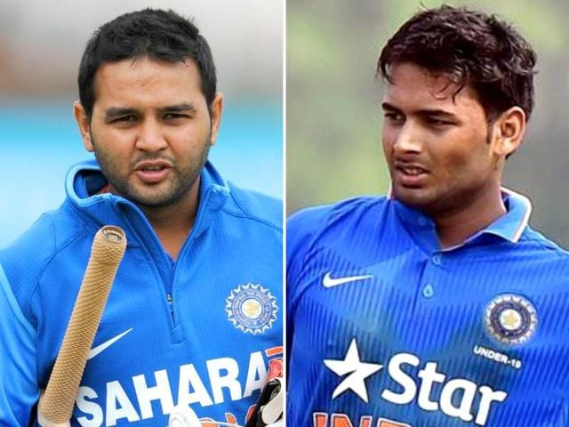 Parthiv Patel has made a comeback to the Indian team after eight years while Rishabh Pant has had a record-breaking 2016-17 Ranji Trophy.