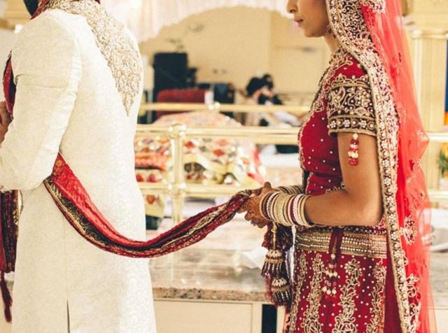 The baraat (procession) will depart for the bride's village of Aklimpur near Badshahpur, around 20 km from Dundahera, late Wednesday evening, with the groom riding an SUV Range Rover.