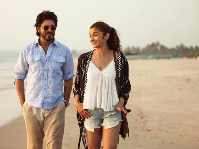 Shah Rukh Khan,Dear Zindagi,Alia Bhatt