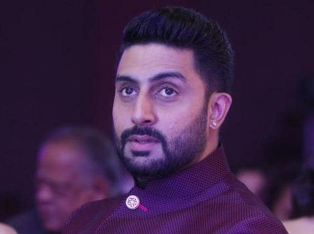 Abhishek Bachchan made his acting debut in 2000 with JP Dutta's Refugee.(HT Photo)