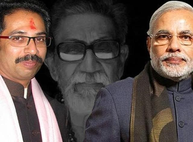 Shiv Sena chief Uddhav Thackeray said the government should ease the distress to the common man and not compel his party to take an extreme stand.