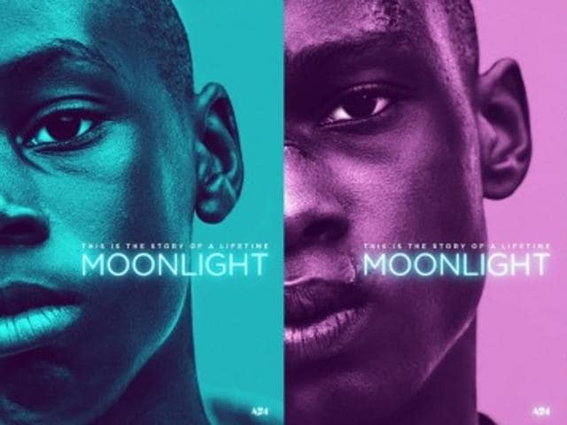 Moonlight,American Honey,Machester by the Sea