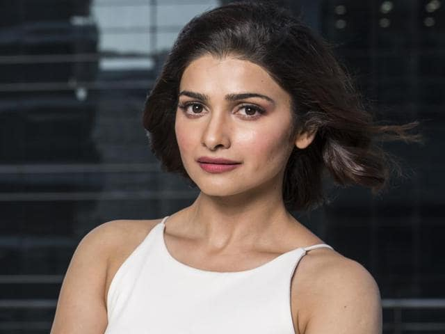 Prachi Desai says since she doesn't come from a film family, her father can't produce a movie for her.