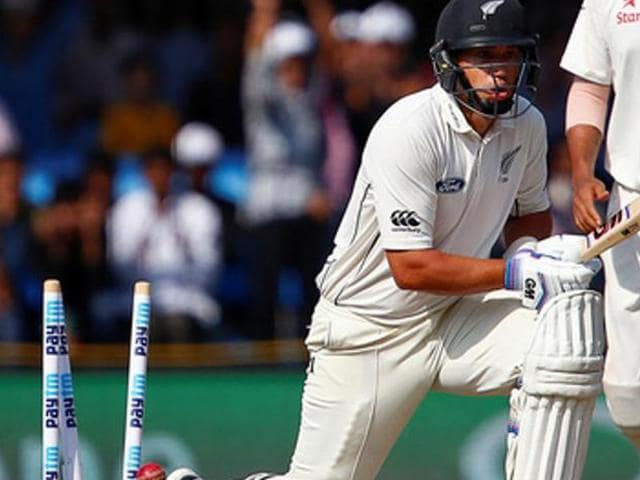 Ross Taylor will undergo surgery on his left eye after the end of the Hamilton Test versus Pakistan.