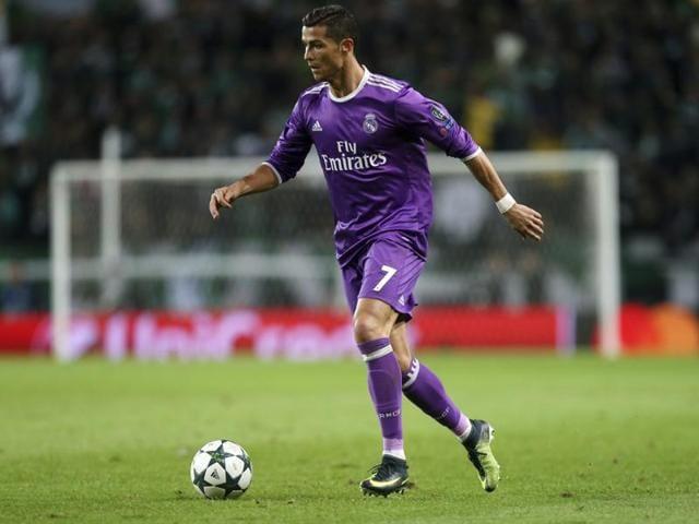 Cristiano Ronaldo,Real Madrid C.F,Sporting Lisbon
