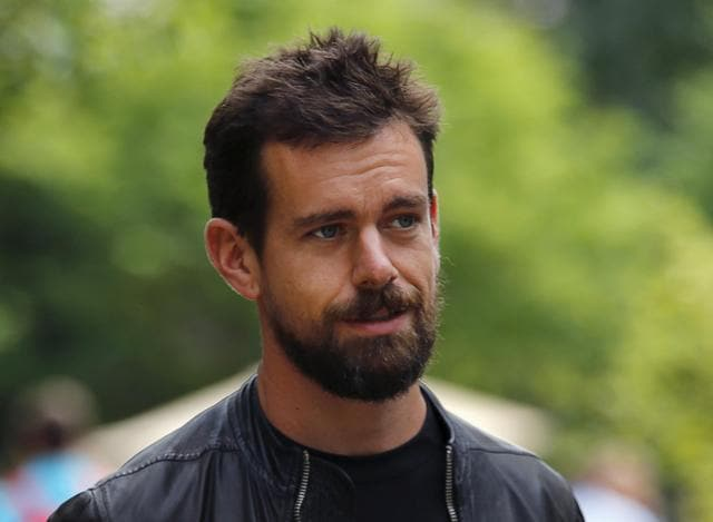 Jack Dorsey, CEO and co-founder of Twitter.