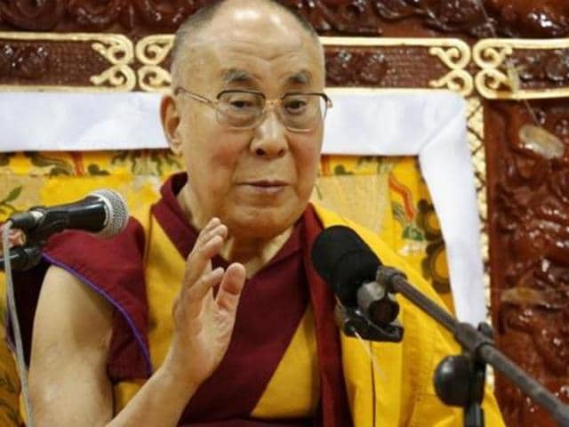 "Dalai Lama said he had always considered the United States a ""leading nation of the free world""."