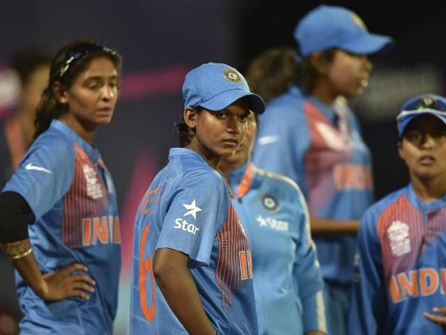 Indian women's team skipped all their three matches against Pakistan in the ICC women's championship competition in August 2016.(Hindustan Times)