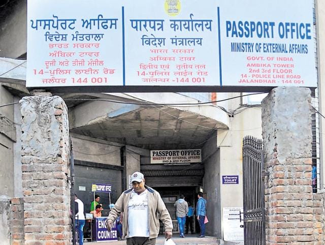 An applicant has to provide an attested copy of the education certificate and a bona fide certificate to avail a passport.