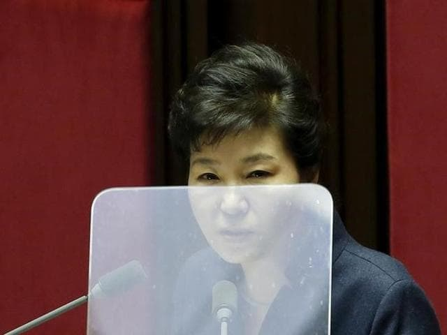 A scandal over South Korean President Park Geun-Hye's shadowy confidante took when Park's office was forced to explain a mass purchase of Viagra.