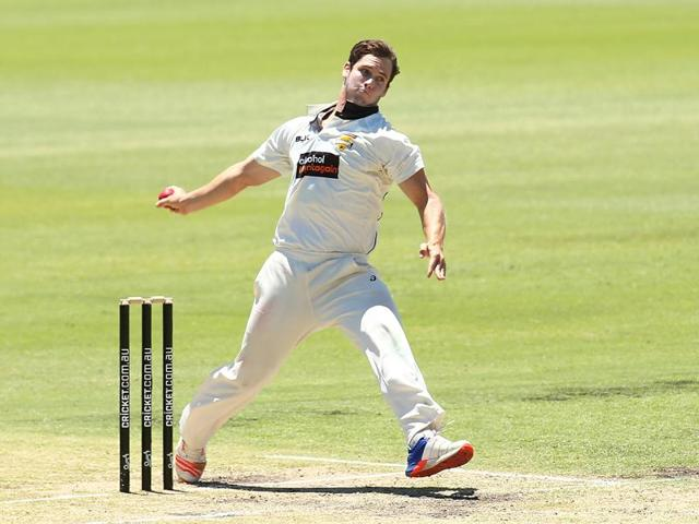 Hilton Cartwright, who plays for Western Australia, has been included in the Australia squad for the New Zealand series.