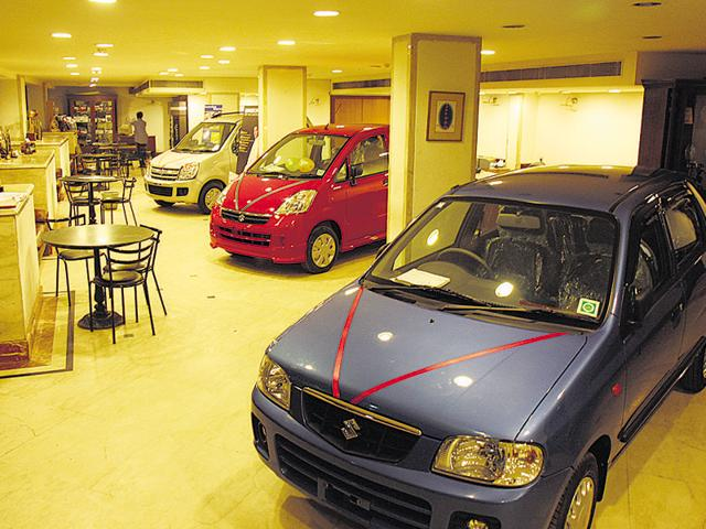 Maruti holds 45% market share in India.