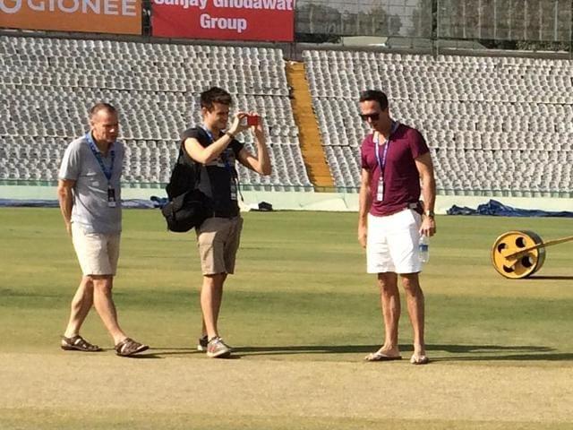 India vs England,Michael Vaughan,Michael Atherton