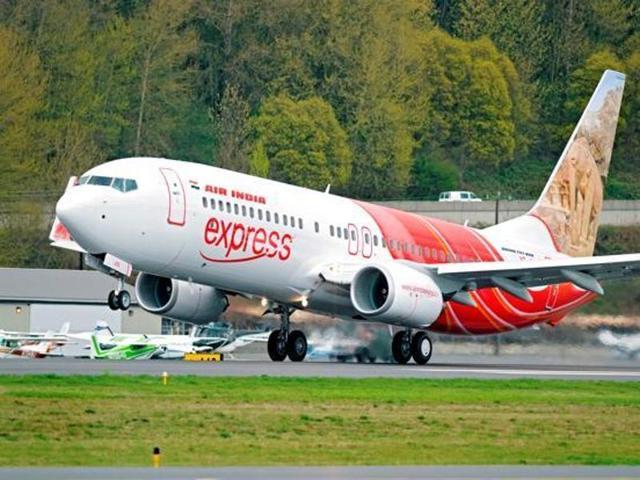 Air India Express,plane,makes emergency landing