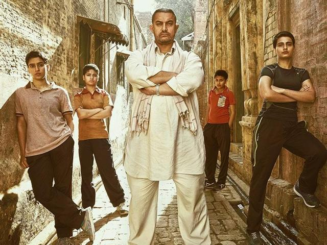 Directed by Nitesh Tiwari, Dangal is all set to hit theatres on December 23.