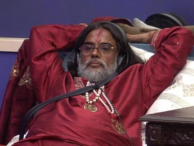 Swami Om,Bigg Boss,Warrant