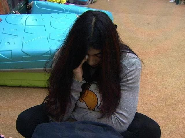 Bani ends up in tears at the end of the episode but happened?