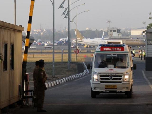state-run ambulances,mumbai,MEMS