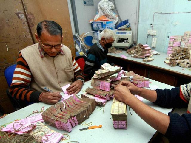 There will be no over the counter exchange of old Rs 500 and Rs 1,000 notes after November 24 midnight.