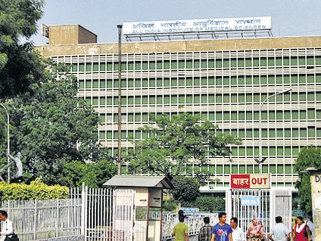 AIIMS,green hospital,enery efficient