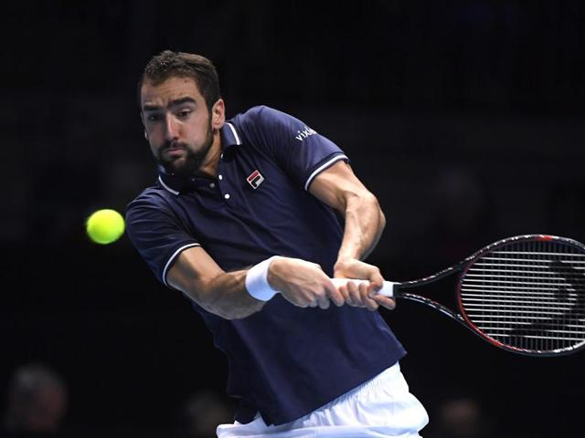 Marin Cilic will spearhead a starry lineup in the 2017 Chennai Open tennis championship.