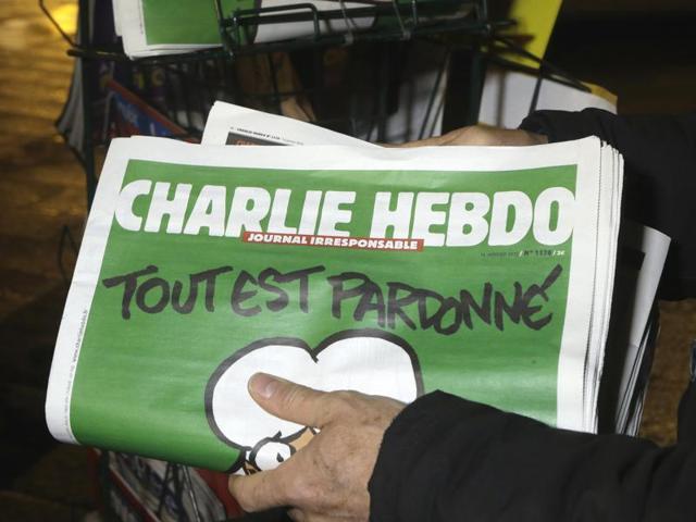 Charlie Hebdo,Je Suis Charlie,German