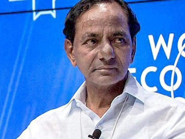 The Telangana CM's new residential complex is spread over 10 acres of land and about one lakh square feet built-up space has come up close to his existing office-cum-residence in Begumpet.
