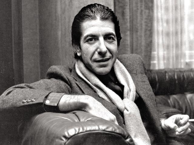 Leonard Cohen,Sam Cutler,Pink Floyd