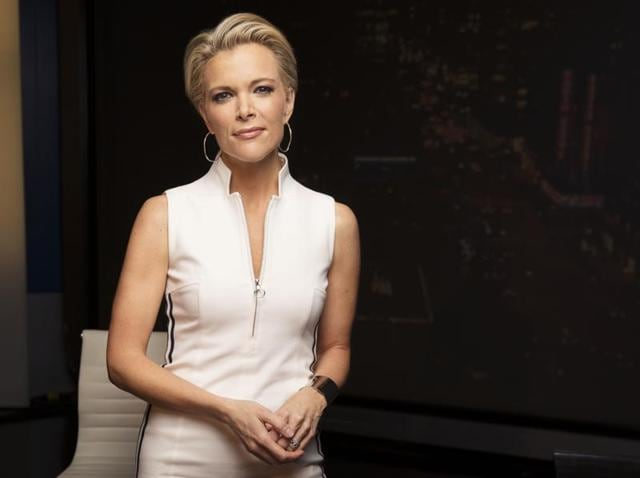 Megyn Kelly poses for a portrait in New York.