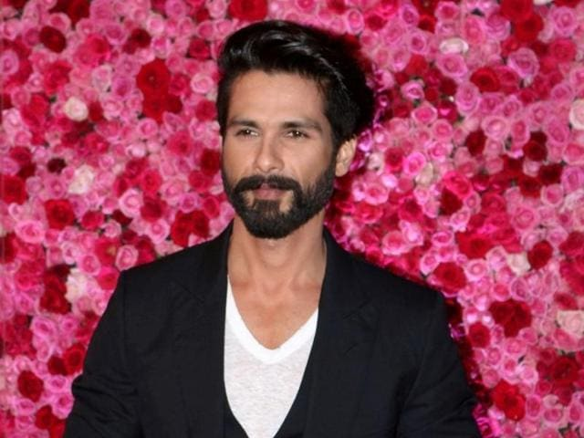 Shahid Kapoor plays Raja Ratan Singh in the film.