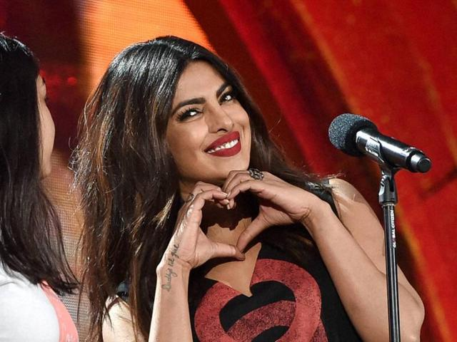 """Priyanka Chopra also said that whatever she has achieved is due to her own hard work, """"without the help and support of anybody else""""."""