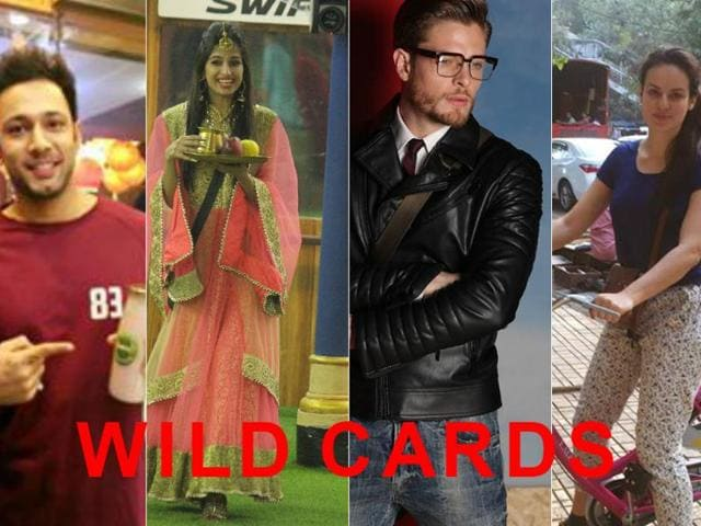 Model-actor and MTV Roadies contestant Sahil Anand, model Jason Shah, actor Elena Kazan and Priyanka Jagga -the first one to be evicted from Bigg Boss 10 - are all set to enter the ongoing reality show as wild card contestants.