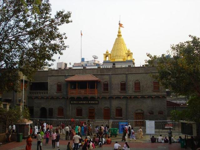 Shirdi, a town in Ahmednagar district of the state, is around 275km away from Mumbai and thousands of people flock the temple to seek blessings every year.
