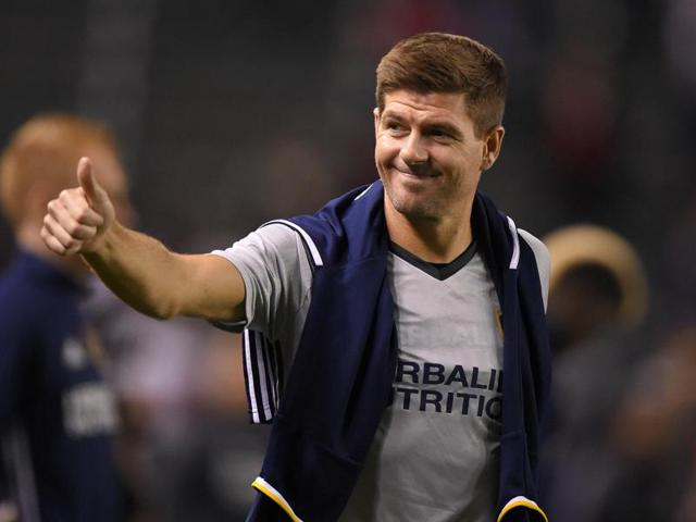 Steven Gerrard spent 17 years at his home-town club Liverpool FC, 12 as captain, and won seven major honours including the 2005 Champions League before finishing his career with an 18-month stint at LA Galaxy.