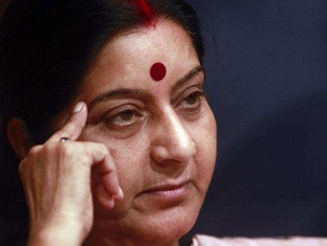 External affairs minister Sushma Swaraj was admitted to AIIMS for treatment for renal failure on November 16.