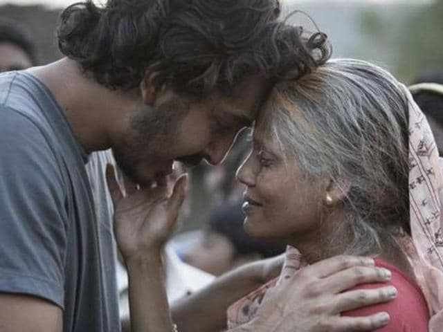 Lion, is an adoption drama about a young man conflicted about his identity, and the film seems tailor made for him.
