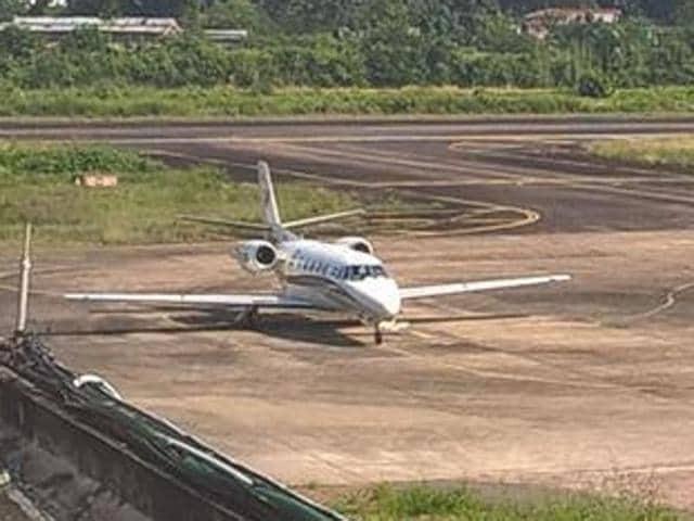 Demonetisation,Nagaland,Cash jet