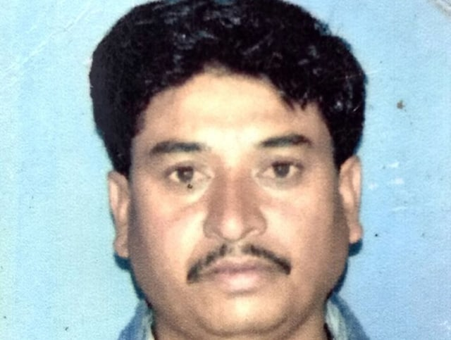 Santosh Singh Tomar of Kesarpura village consumed pesticide at his house on Tuesday afternoon.