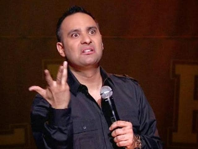Russell Peters is a stand-up comedian of Indian descent.