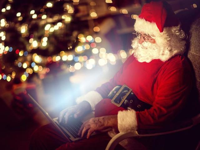 Does lying to children about Santa Claus put parents on the naughty list?
