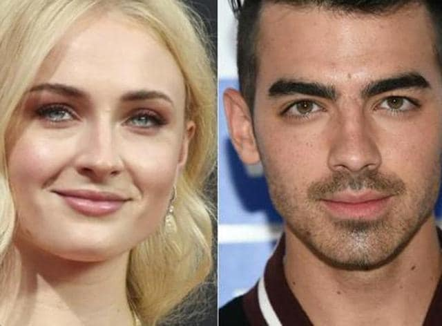 Joe Jonas,Sophie Turner,Game of Thrones