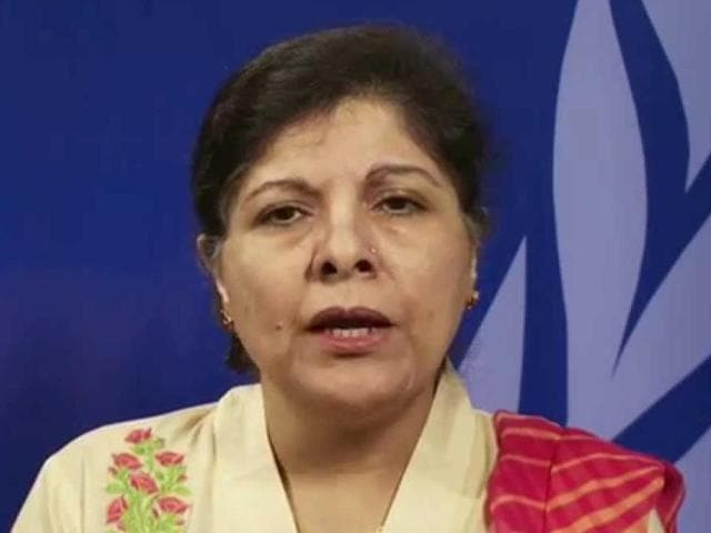 File photo of Shamshad Akhtar, former State Bank of Pakistan governor, who oversaw the beginning of the current demonetisation drive.