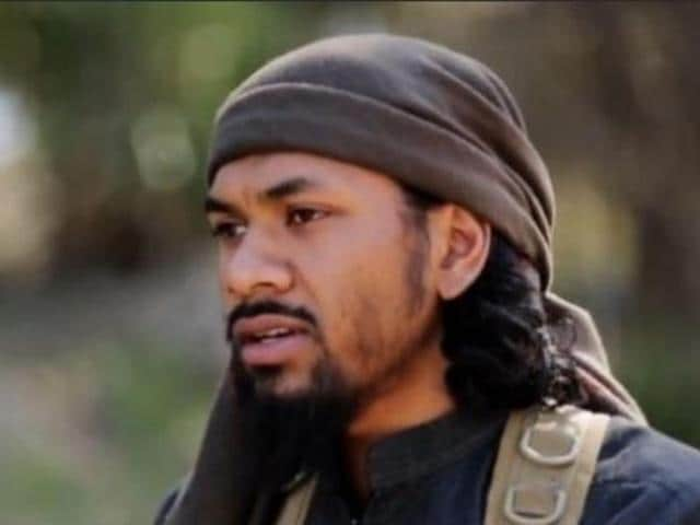 File photo of Islamic State recruiter Neil Prakash, the child of Cambodian and Fijian migrants.