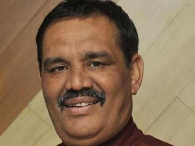 Punjab BJP chief Vijay Sampla