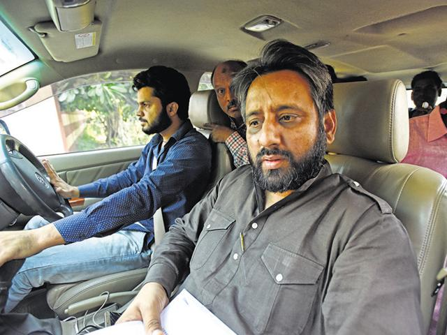 The Central Bureau of Investigation has registered a case against Aam Aadmi Party MLA Amanatullah Khan for alleged irregularities in operations of Delhi Waqf Board when he was its chairman.