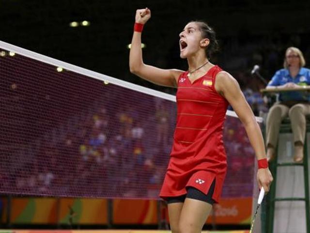 Carolina Marin,Badminton,BWF Superseries