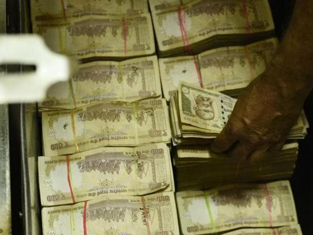 Exchange of old currency notes will be allowed at the RBI counters.