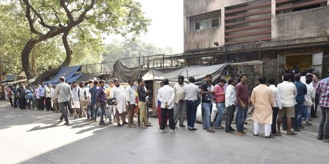 After waiting the situation to change for a fortnight, the primary agricultural credit societies (PACS) of Maharashtra have decided to go on one-day token strike on December 1 against the Centre's decision of not allowing them and district central co-operative (DCC) banks to accept or exchange scrapped Rs500 and Rs1,000 notes.