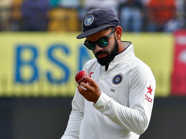 Virat Kohli Laughs Off Ball Tampering Charges Ahead Of 3rd