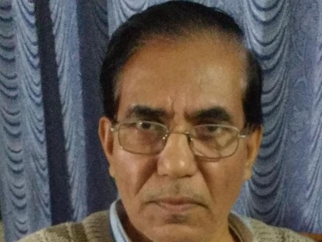 Executive engineer water resource department  Arun Kumar calls for an  inquiry into the alleged salary scam